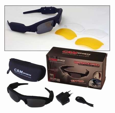 des lunettes de soleil avec camera integree lunette camera pour la chasse lunette camera sport. Black Bedroom Furniture Sets. Home Design Ideas